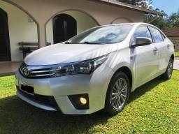 Toyota Corolla XEI 2.0 Aut. 2016 - impecável - 2016