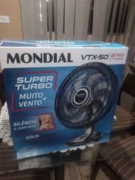 Ventilador MONDIAL vtx-50 8 Pás