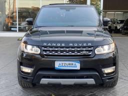 Land rover range rover sport 3.0 hse 4x4 v6 24v turbo diesel 4p automático 2014