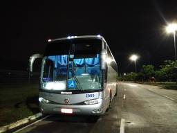 Onibus g 6 mercedes 1200 ano 2009 46 passageiros.r$ 145.000
