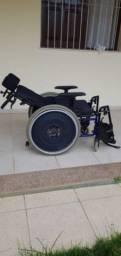 Cadeira de Rodas - Reclinavel