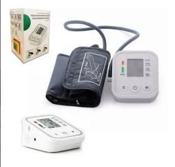 (NOVO)Medidor De Pressão Arterial Eletrico Esfigmomanometro