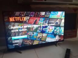TV smart 40 polegadas Philco