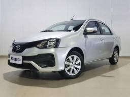 Toyota Etios SD XPLUS AT