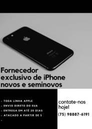 Fornecedor exclusivo de iPhone