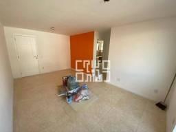 Apartamento Quarto e Sala com vaga, 50 m² por R$ 1.000 - Santa Rosa - Niterói/RJ