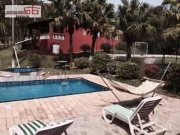 Sítio com 3 dormitórios à venda, 5000 m² por r$ 455.000 - do arraial - tuiuti/sp