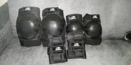 Kit Proteção esportivo Mormaii
