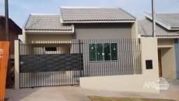 Excelente casa de 3 quartos, com corredor lateral no parque tarumã!