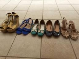 Sapatos/lote/numero 39