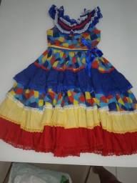 Vendo vestido de Sao Joao