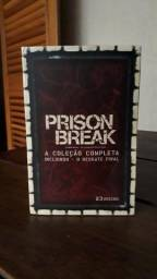 DVD box Prision Break