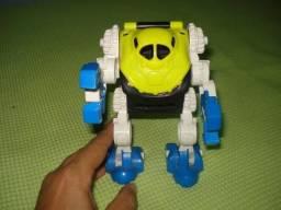 Robô espacial fisher price imaginext