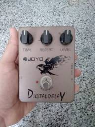 Pedal de Guitarra Joyo Digital Delay JF 08