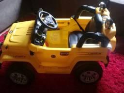Troco em mini moto para criança de 8 anos
