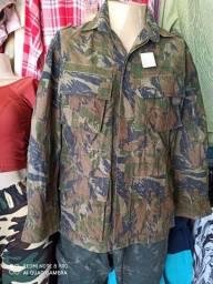 Gandola Militar Tática Reforçada Rip Stop Proteção Ufps 50+