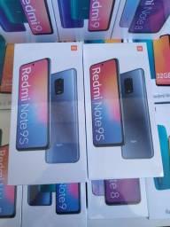 Black XIAOMI.. Redmi Note 9s ! Novo Lacrado com garantia.