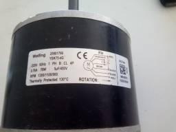 Motor de ventilador de camera fria e ar condicionado