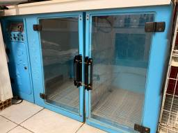 Máquina secar cachorros kiklon