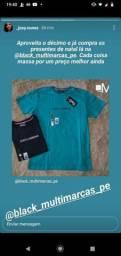 Camisas top 30.1 penteado Premium