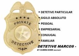 D.E.T.E.T.I.V.E Detetive Particular