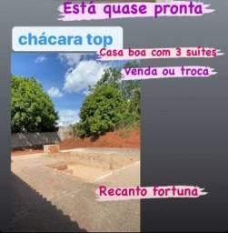 Chacara top no Recanto Fortuna