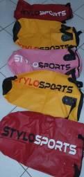 PRODUTO NOVO - 09 Sacos de Boxe StyloSport