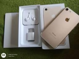 iPhone 7 32 gb completo Nota e Caixa