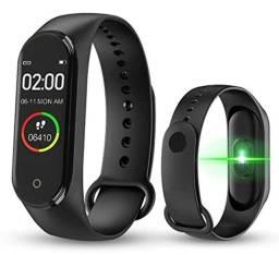 Relogio Pulseira Inteligente Smartband M4 Monitor Cardiaco