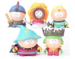 5 Bonecos South Park Eric Kenny Kyle Stan Action Figure