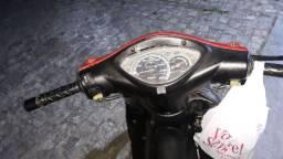 A melhor opção, custo benefício honda Biz 125, partida e pedal - em dias - OBS