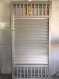 Portão Galvanizado - R$400,00