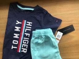 Conjunto Infantil Tommy Hilfiger Masculino