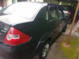 ??? Ford Fiesta Senda 2007 1.6 Completo Flex/GNV???