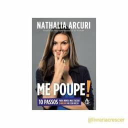 Título do anúncio: Livro Físico Novo Me Poupe Nathalia Arcuri