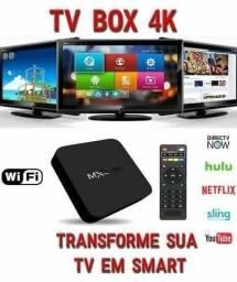 Tv box instalamos entregamos garantia *