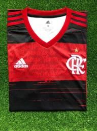 Camisa do Flamengo Time + Brinde Exclusivo