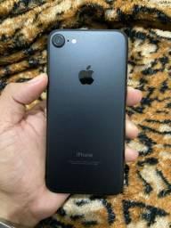 iPhone 7 Preto Fosco 32 Gigas na Garantia Apple