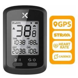Gps Xoos G Bluetooth Bike Ciclocomputador Strava Ciclismo