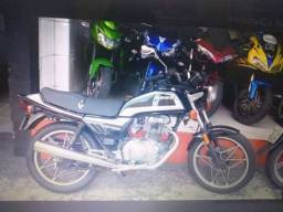 Honda CB 400 km 10.000