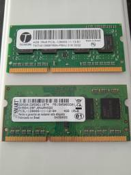 8GB de ram Note 2x4GB ddr3 pc3l