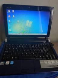 Título do anúncio: Notebook Acer Aspire one