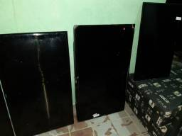 15 televisão para retirada de peça, 55,32,60,42 polegadas (retirada de leilão)