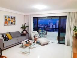 Apartamento no Parnamirim com 125m² e 3 quartos, Suíte - 2 Vagas e Lazer