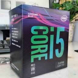 Pc completo i5 8500 3.0 Max turbo 4.1