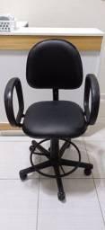 Título do anúncio: Cadeira Secretária giratória completa