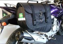 Baú Alforge Moto Esportivo