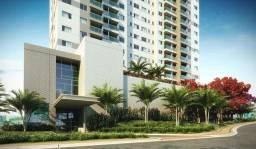 Aluga-se no Edifício Palm Beach apto zero km, semi - mobiliado, parte nobre de Manaus