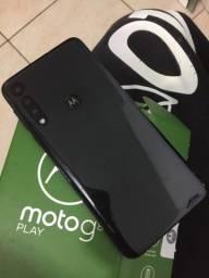Título do anúncio: Moto g8 Play 32gb em ótimo estado e funcionamento