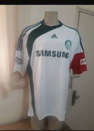 Camisa futebol palmeiras 2009 fastshop
